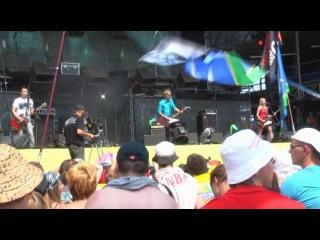 НАШЕствие 2010 - Приключения Электроников - Песня из к/ф 31 июня