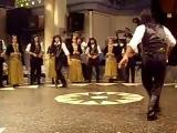 Греческий танец с ножами(Арго)